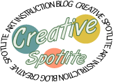 Creative Spotlite - Art Instruction Blog