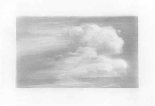how to draw clouds 8