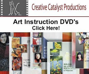 Creative Catalyst Art Instruction DVD's