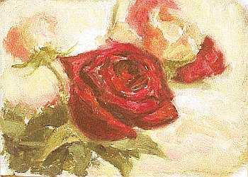how to paint roses 7