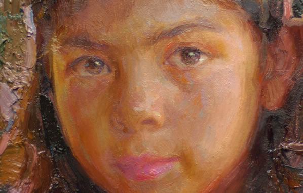 oil painting portrait instruction brittany27