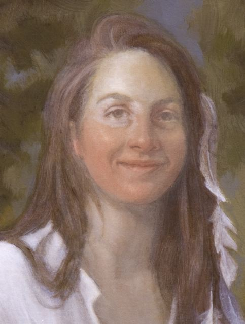Painting Skin Tones in Layers Image 6a