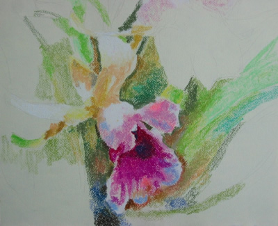 pastel drawing lesson image 3