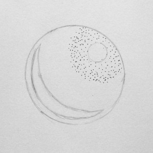 Drawing Lesson How To Shade A Drawing Using Pointillism