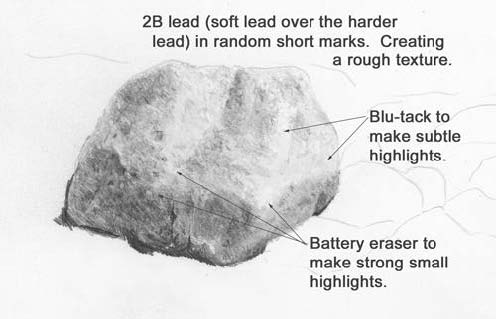 Rock Drawing Tips 9