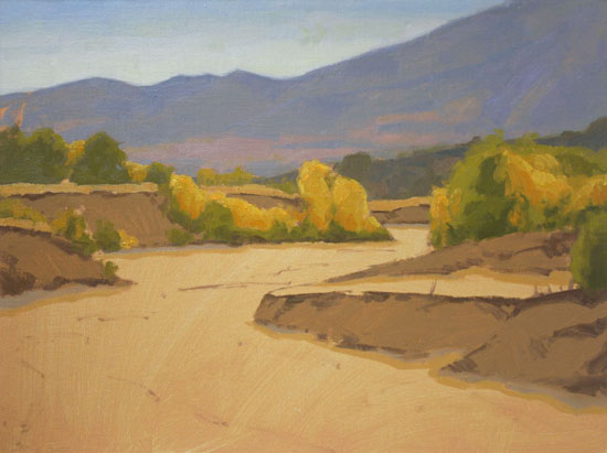 landscape oil painting lessons