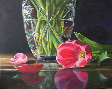 % U% 20Painting 20Finished% 20Reflections% 20de% 20Pink% 20e%% 20Green 20% 2072% 20% 205x6