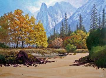 Oil Painting Lesson Donald Neff