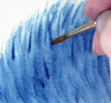Watercolor Painting Tips Creating Textures in Watercolor