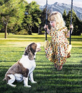 Abby and Louie Campbell 266x300
