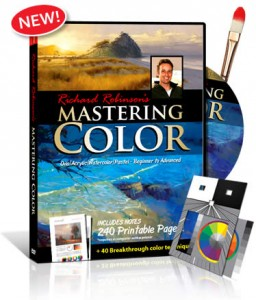 Mastering Color With Richard Robinson