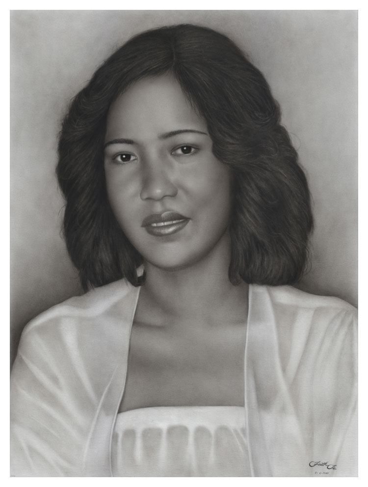 portrait drawing pencil. Portrait Drawing Lesson in