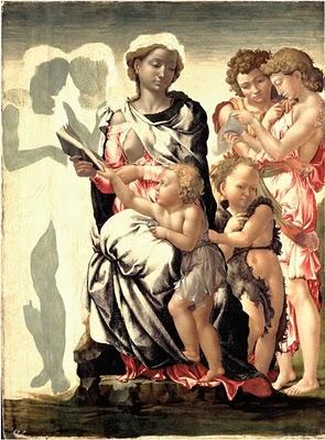 Michelangelo Manchester Madonnq