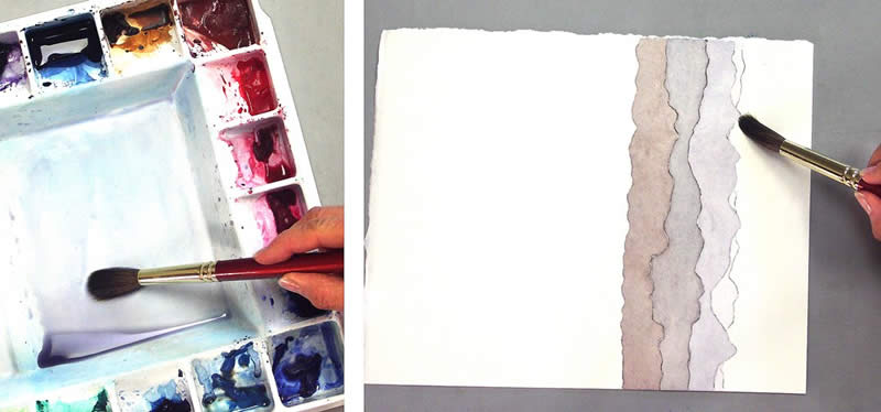 watercolor painting tutorial 10