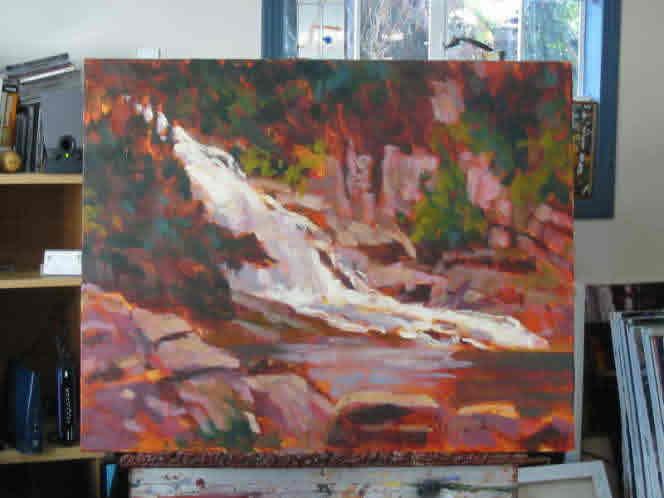 aula de pintura acrílica 81