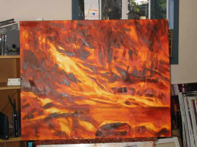 dicas de pintura em acrílico 51