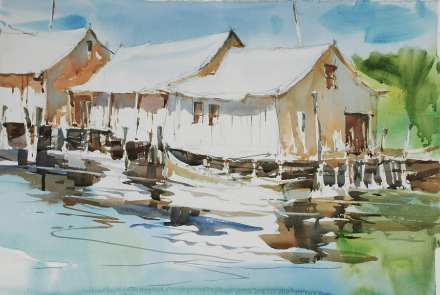 Watercolor Lessons Image