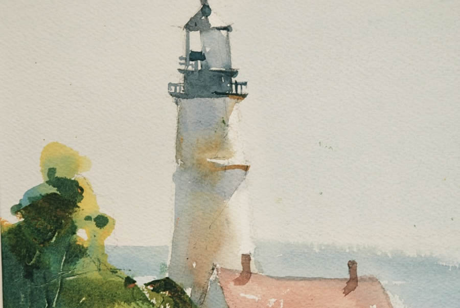 Watercolor Painting Tips by Steve Fleming