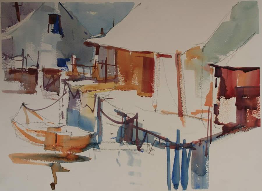 Watercolor Techniques Image
