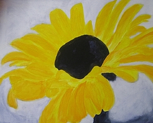 flower painting lessons 2