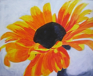 flower painting techniques 3