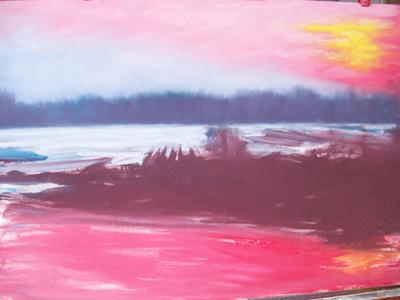 pastel landscape tutorial 10