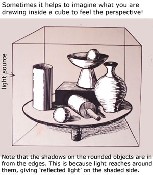 1 objects in a cube1