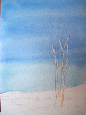 watercolor tree tips 3