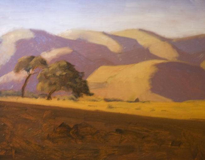 How To Paint A Landscape In Oils Beginners