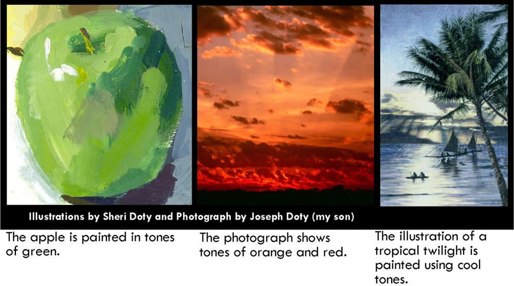 Color Studies Color Applications And Definitions Part 1