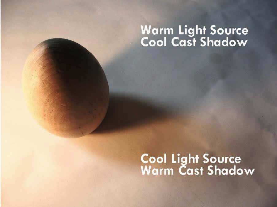 warm light source