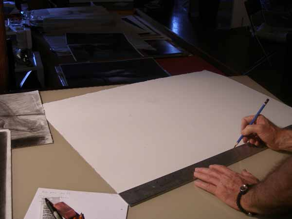 Charcoal Drawing Tutorial for Beginners