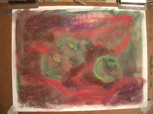 pastel painting techniques 3