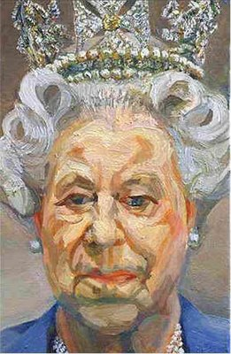lucian freud queen 16