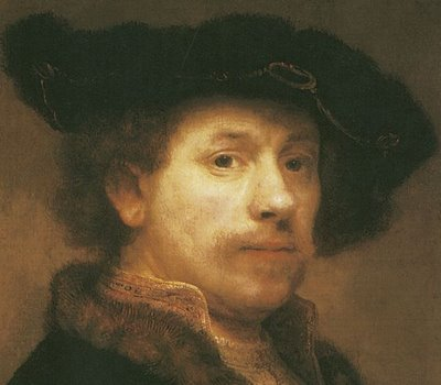 rembrandt painting 14