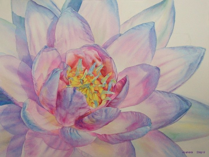 free watercolor lessons 9