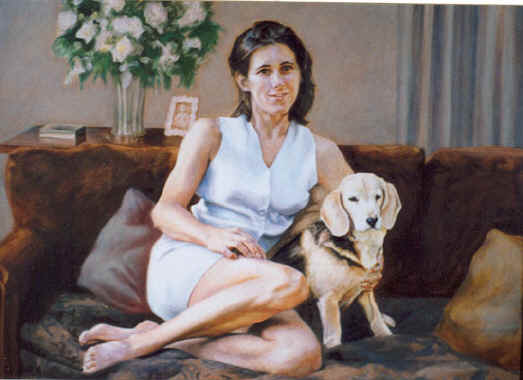 oil painting tutorial portrait