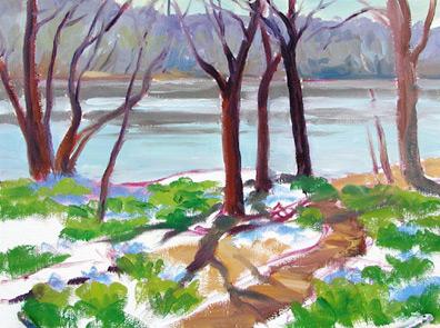 oil painting demos online