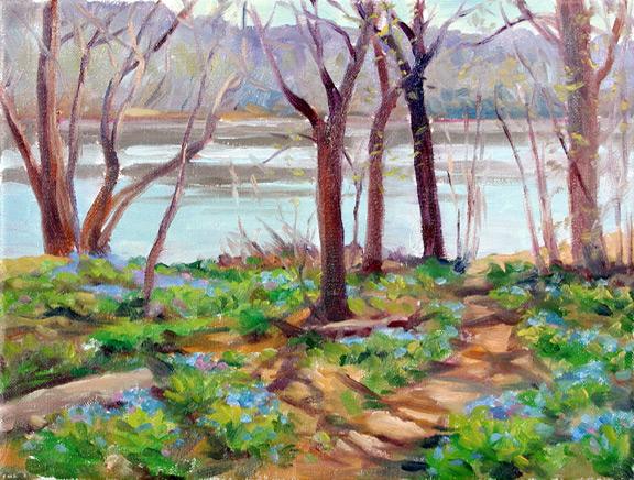 basic landscape painting techniques