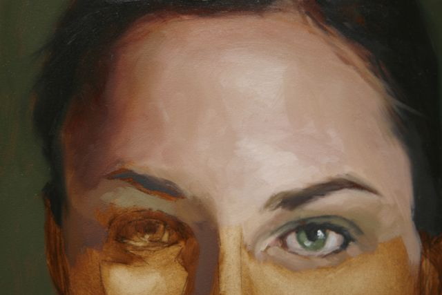 Portrait Study In Oils Step By Step Demo Art Instruction Blog