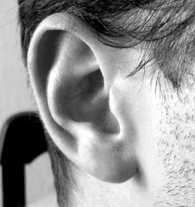 How to draw a realistic ear