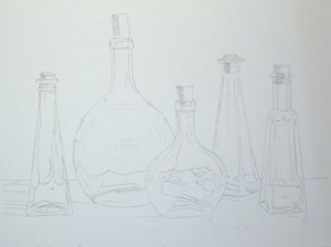 watercolor-painting-glass-bottles-3