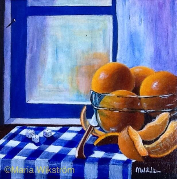 still-life-oranges