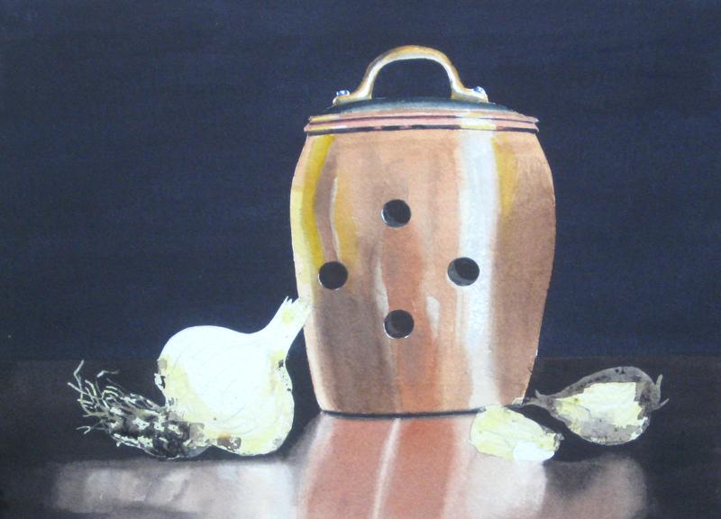 still life painting tutorial