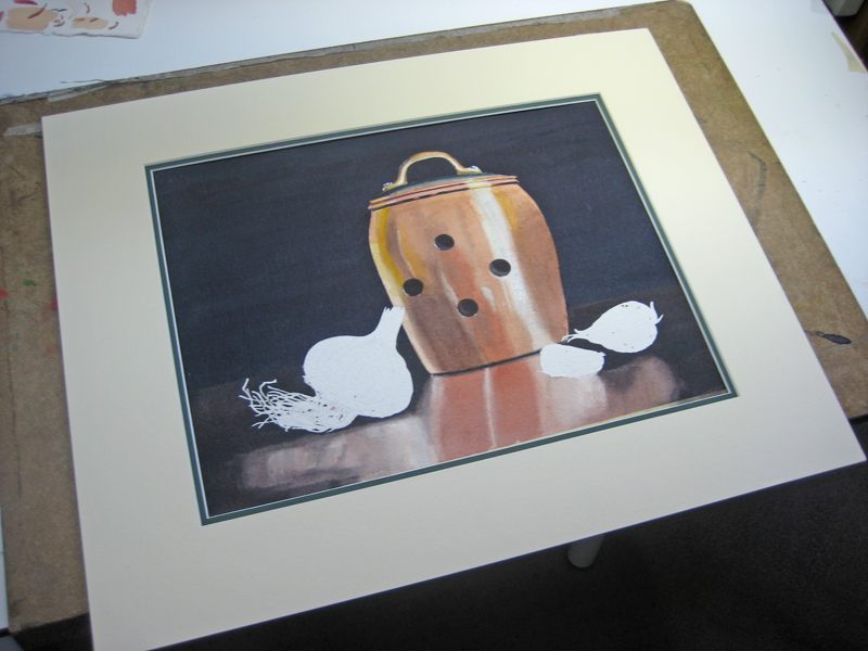 still life painting techniques