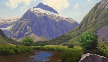 How to Paint a Mountain Landscape – A Step by Step Guide