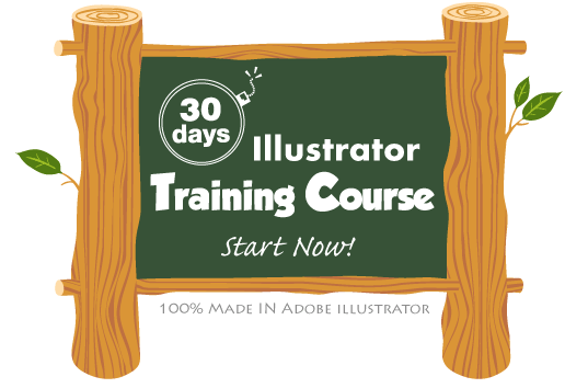 Learn Adobe Illustrator in 30 Days Crash Course – FREE